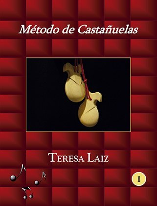 Método de Castañuelas Teresa Laiz Vol. 1 - Portada