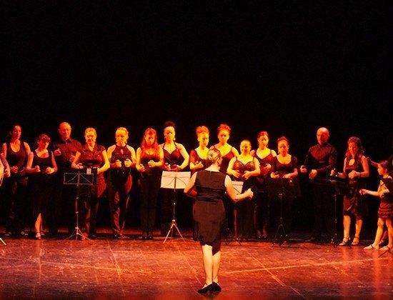 Coro Festival Internacional de Castañuelas