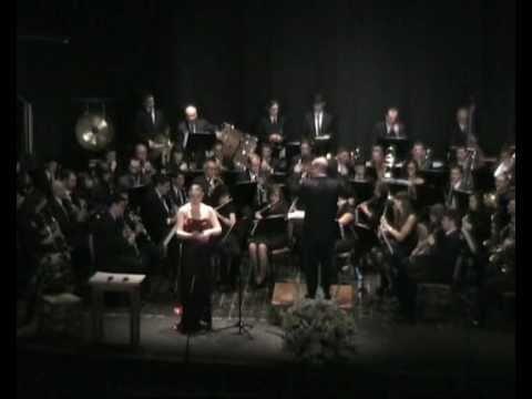 Concierto de Castañuelas Teresa Laiz & Banda Municipal de Villarrobledo