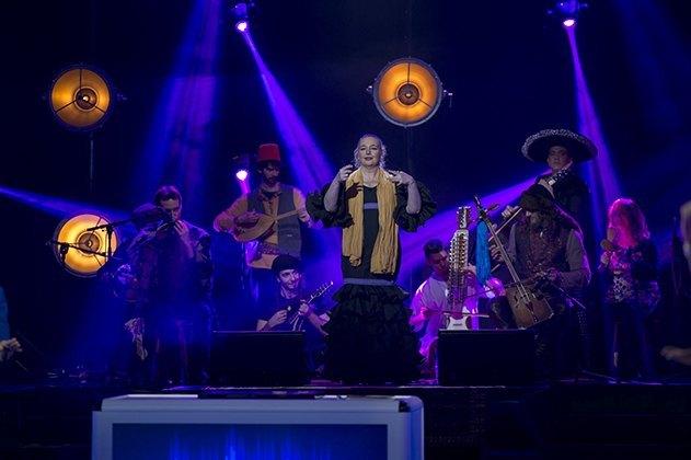"""O.I.R. - TVE """"El Gran Reto Musical"""""""