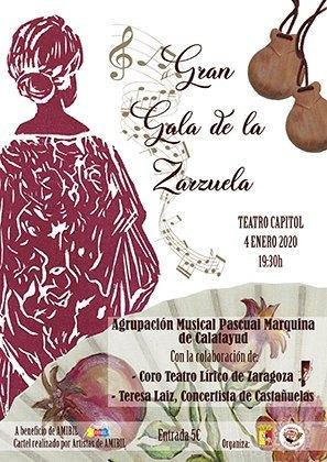Teresa Laiz Concierto de Castañuelas Calatayud