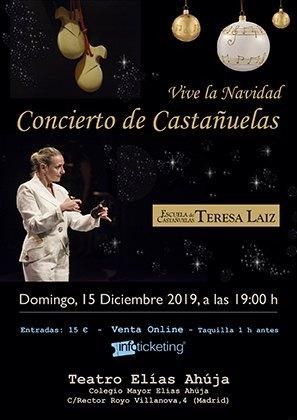 Concierto de Castañuelas - Navidad