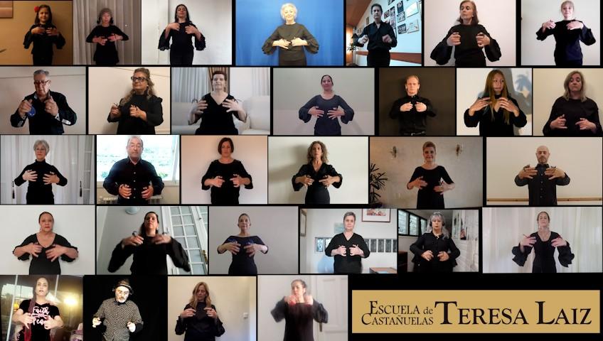 Concierto Castañuelas fin de curso Escuela Teresa Laiz