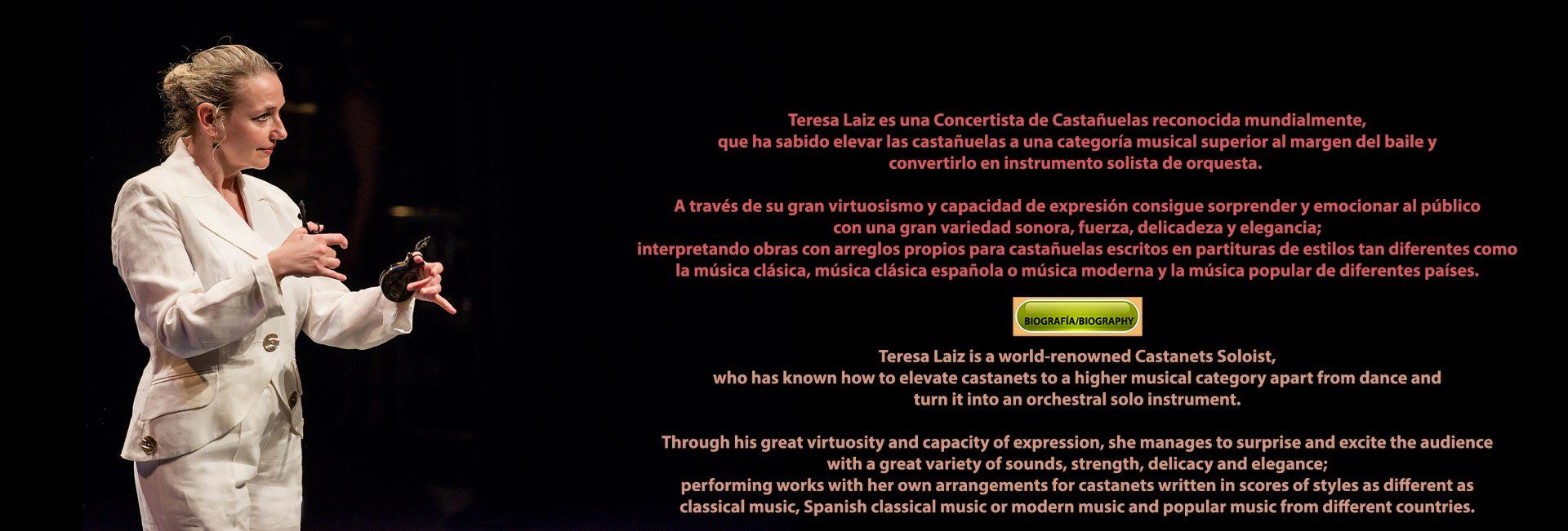Landing page Teresa Laiz